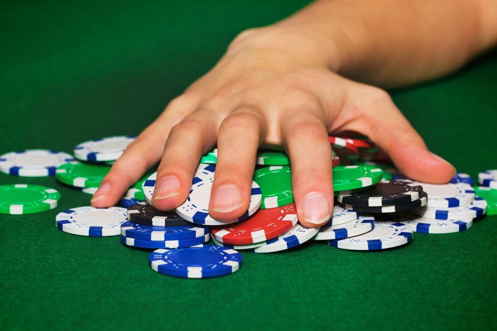 Winning in the slot machine games